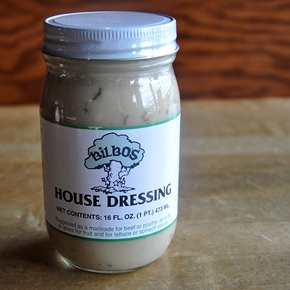 Bilbo's House Dressing